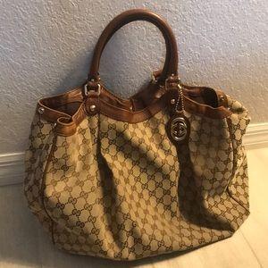 Gucci Sukey Bag - Large